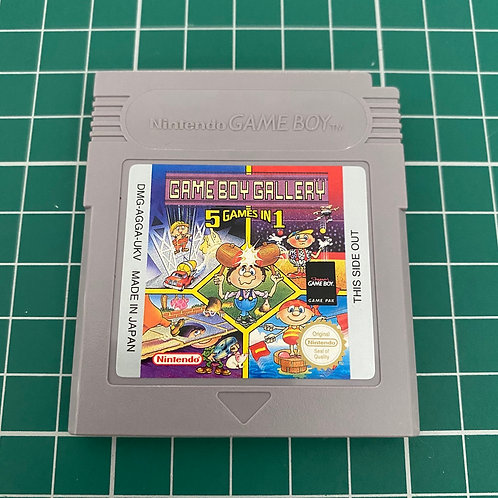 Gameboy Gallery 5 Games in 1 - Original Gameboy