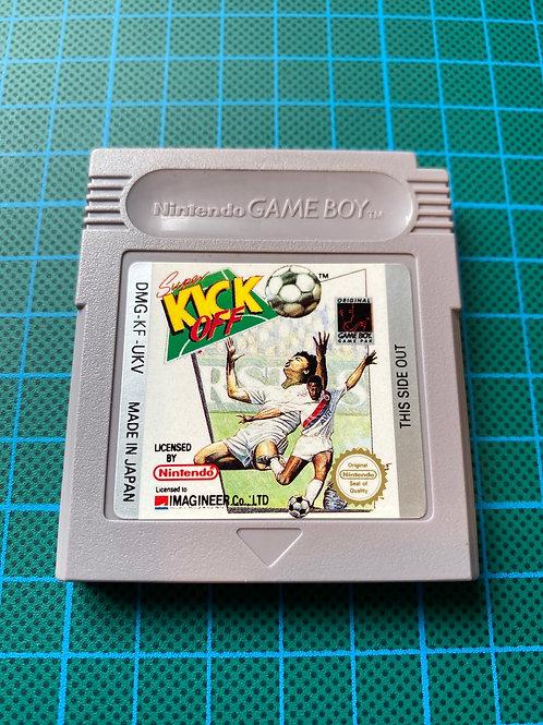 Kick Off - Original Gameboy