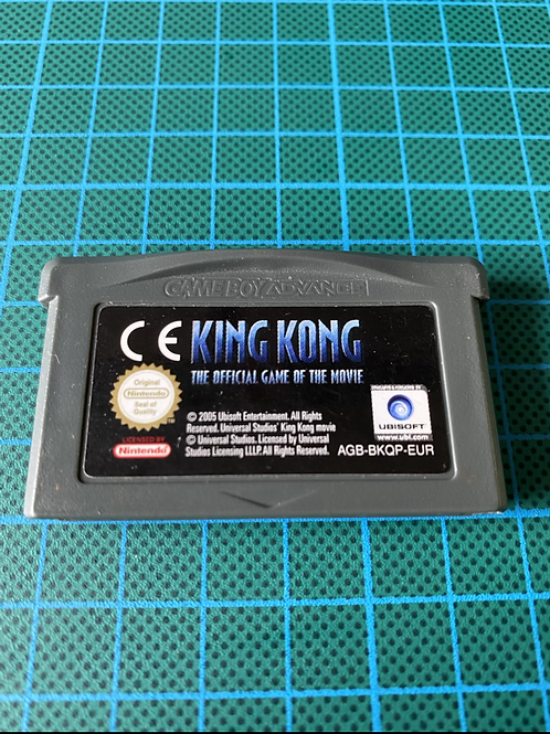 King Kong - Gameboy Advance