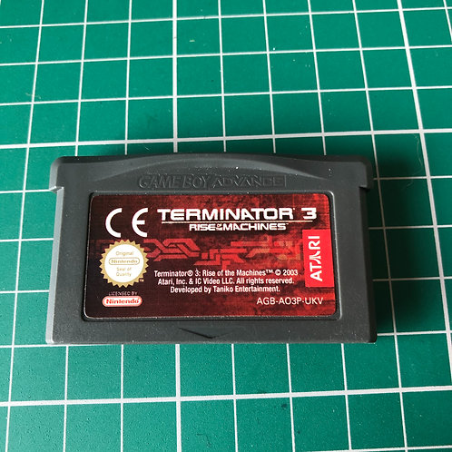 Terminator 3 - Gameboy Advance