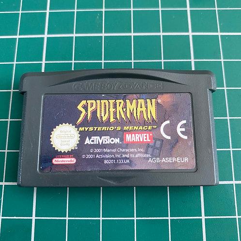 Spider-Man Mysterio's Menace - Gameboy Advance