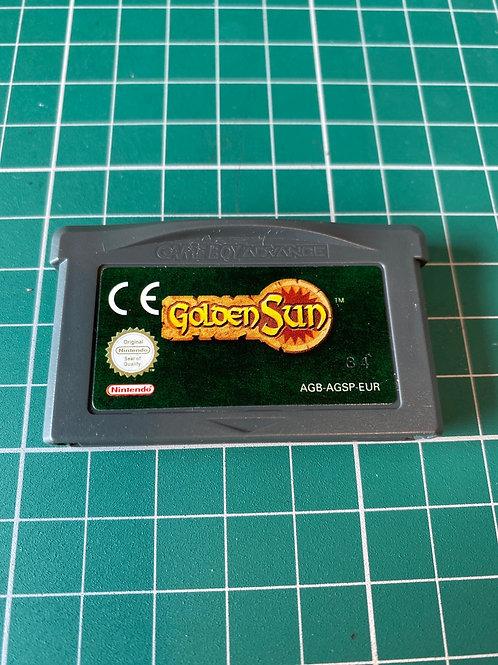 Golden Sun - Gameboy Advance