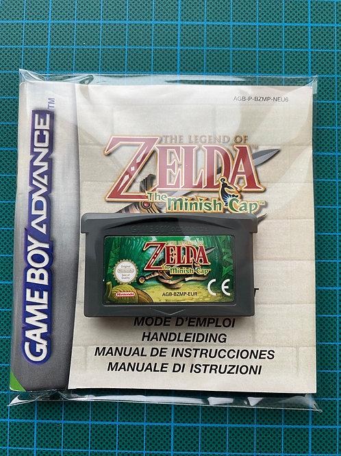 Minish Cap - Gameboy Advance