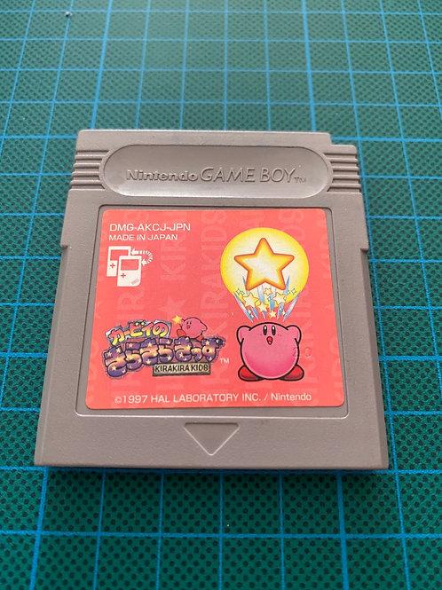 Kirby KiraKira Kids - Japanese Original Gameboy