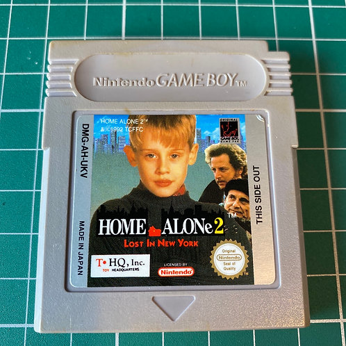 Home Alone 2 - Original Gameboy