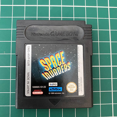 Space Invaders - Gameboy Colour