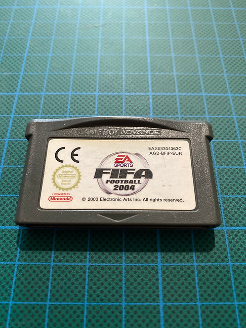 Fifa 2004 - Gameboy Advance