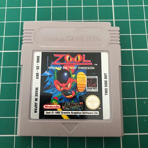 Zool - Original Gameboy
