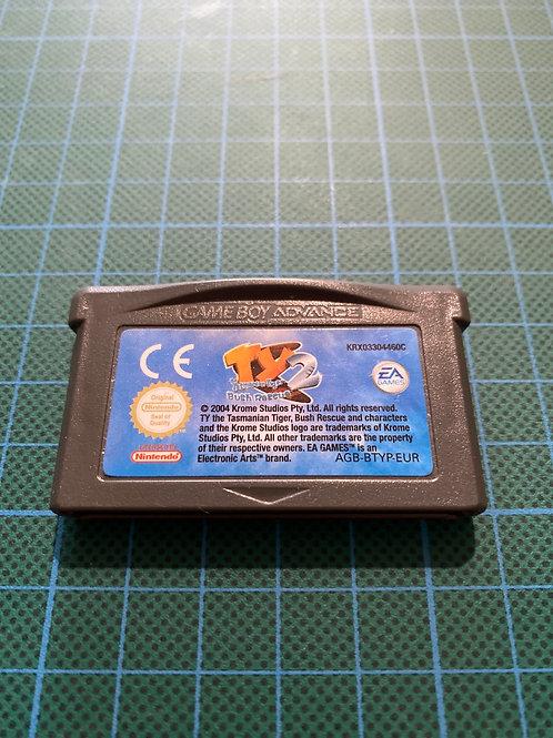 TY2 Tasmanian Tiger - Gameboy Advance