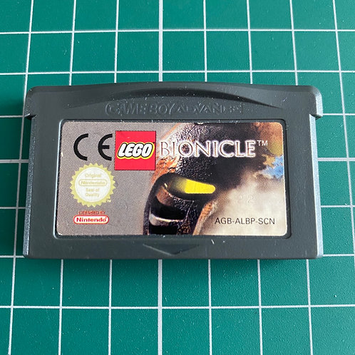 Lego Bionicle - Gameboy Advance
