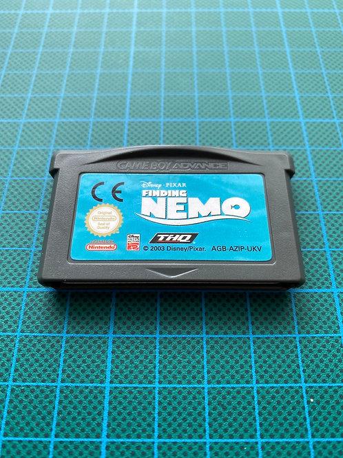 Finding Nemo - Gameboy Advance