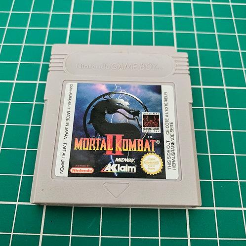 Mortal Kombat II - Original Gameboy