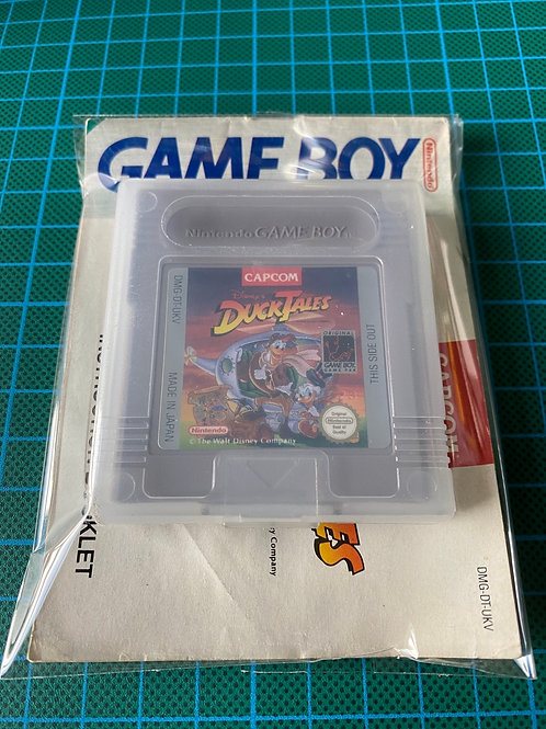 Ducktales - Original Gameboy