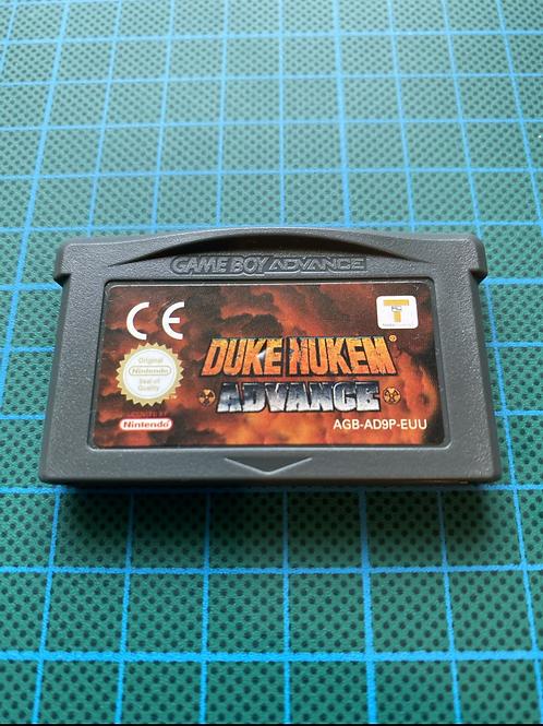 Duke Nukem Advance - Gameboy Advance