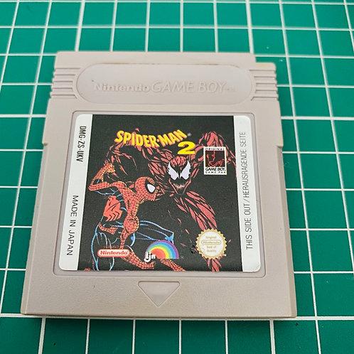 Spider-Man 2 - Original Gameboy