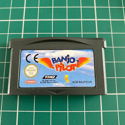 Banjo Pilot - Gameboy Advance