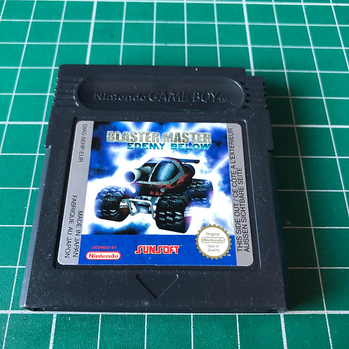 Blaster Master - Gameboy Colour