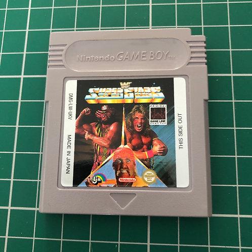 WWF Superstars - Original Gameboy