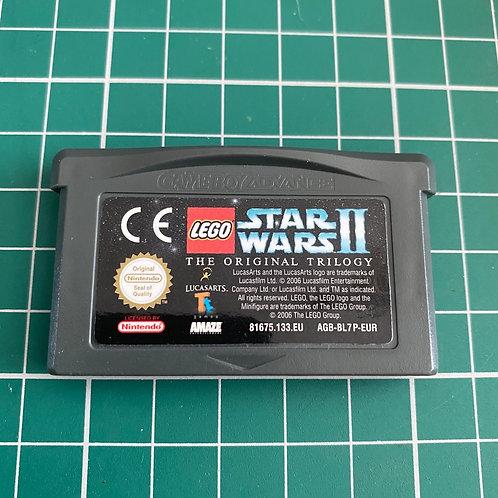 Lego Star Wars II The Original Trilogy - Gameboy Advance