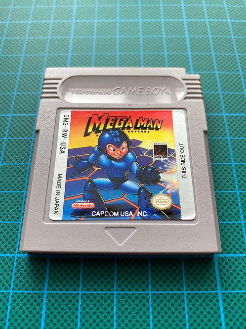 Megaman Dr Willies Revenge (US Version) - Original Gameboy