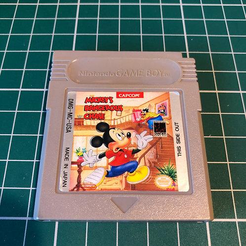 Mickey's Dangerous Chase - Original Gameboy