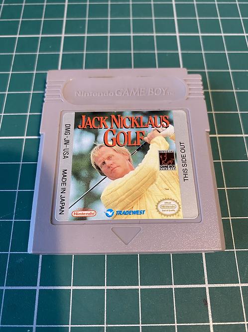 Jack Nicklaus Golf - Original Gameboy