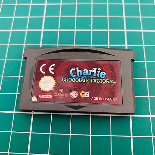 Charlie and the Chocolate Factory - Gameboy Advance