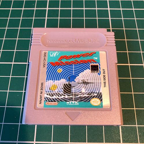 Power Mission - Original Gameboy