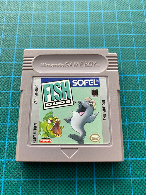 Fish Dude - Original Gameboy