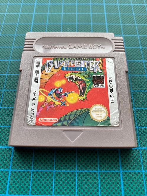 Burai Fighter Deluxe - Original Gameboy