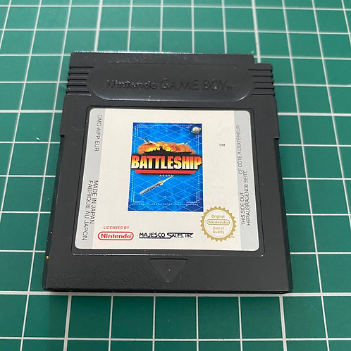 Battleship - Gameboy Colour