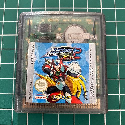 Megaman Xtreme 2 - Gameboy Colour