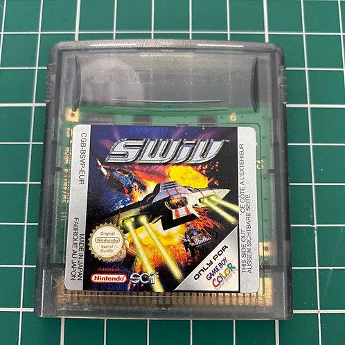 Swiv - Gameboy Colour