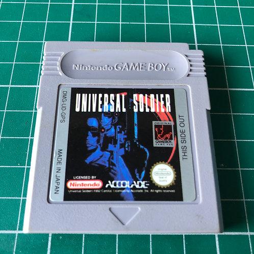 Universal Soldier - Original Gameboy