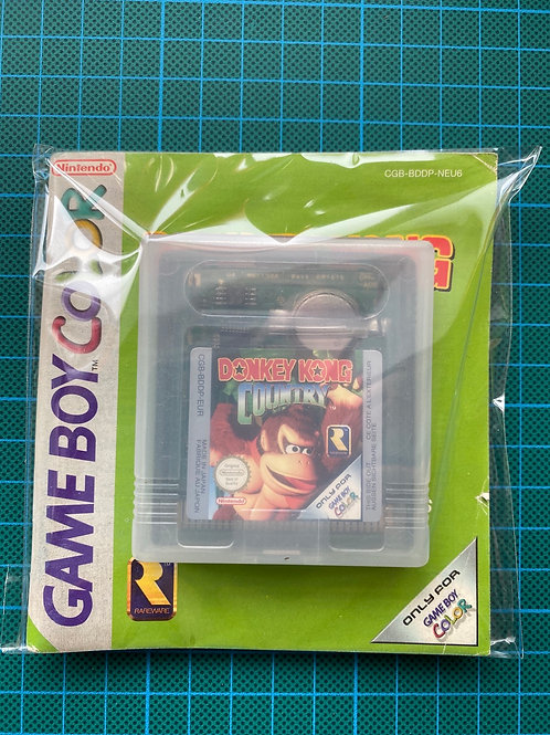 Donkey Kong Country - Gameboy Colour