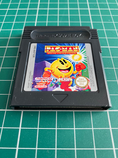 Pacman Special Colour Edition - Gameboy Colour