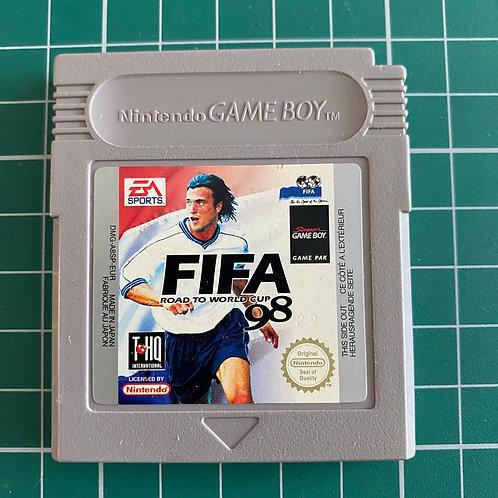 Fifa 98 Soccer - Original Gameboy