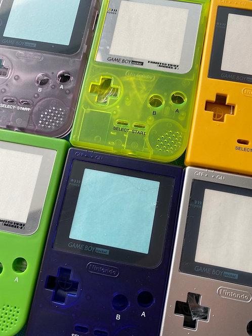 Gameboy Pocket Shell Kit