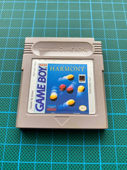 Harmony - Original Gameboy