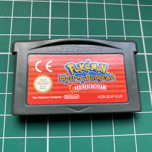 Pokemon Mystery Dungeon - Gameboy Advance