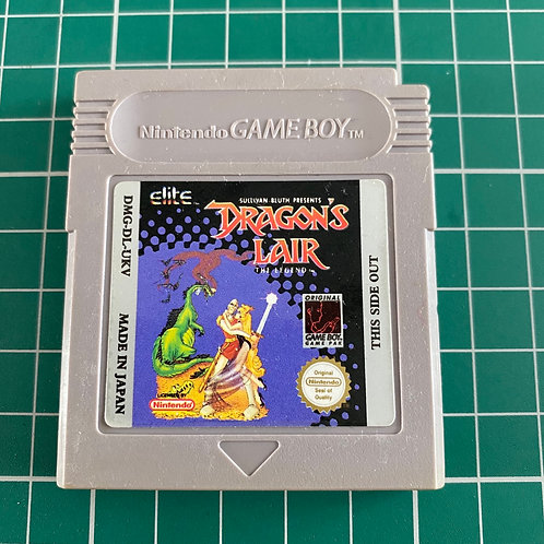 Dragon's Lair - Original Gameboy