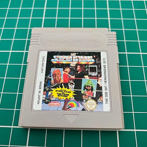 WWF Superstars 2 - Original Gameboy