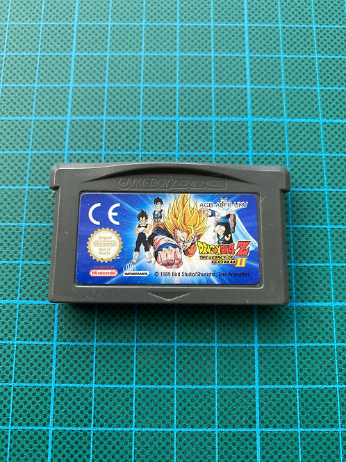 Dragonball Z The Legacy of Goku II - Gameboy Advance
