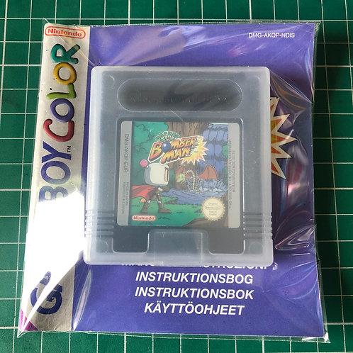 Pocket Bomberman - Gameboy Colour