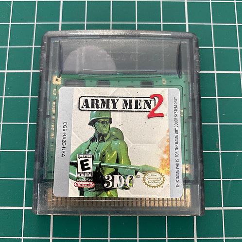 Army Men 2 - Gameboy Colour