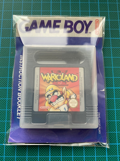 Warioland II - Gameboy Colour