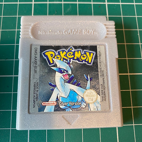 Pokemon Silver - Original Gameboy