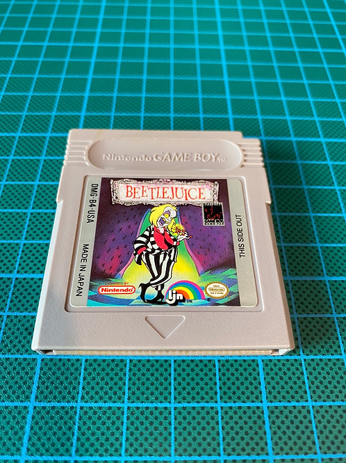 Beetlejuice - Original Gameboy