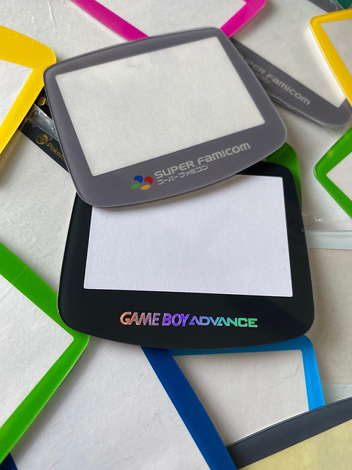 Gameboy Advance Screens - Glass & Premium Plastic