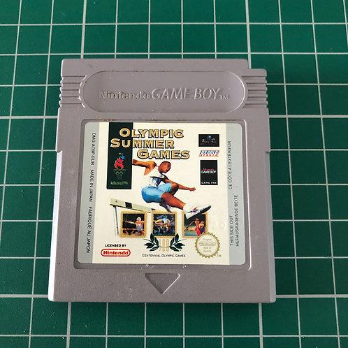 Olympic Summer Games - Original Gameboy